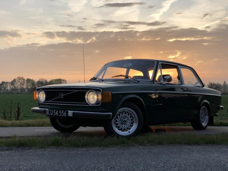 1973 Volvo 142 DE LUXE