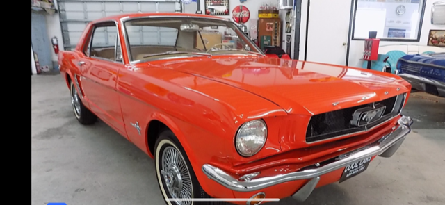 1965 Ford Mustang 302