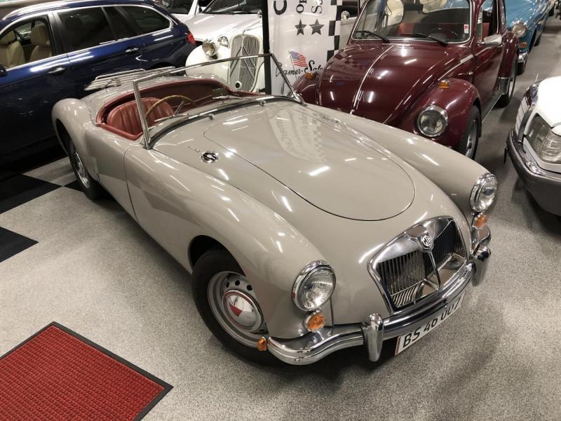 1962 MG A - 1622CCM