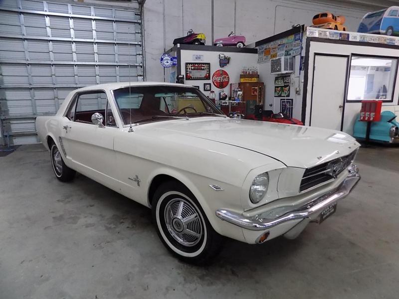 1964 Mustang 302